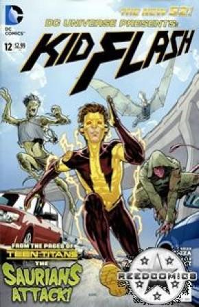 DC Universe Presents (2011) #12
