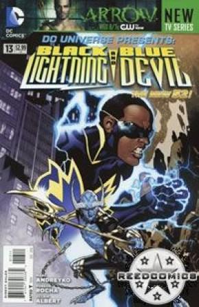 DC Universe Presents (2011) #13