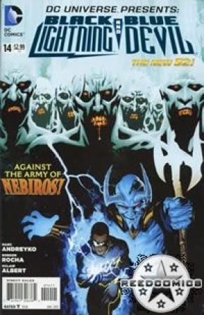 DC Universe Presents (2011) #14