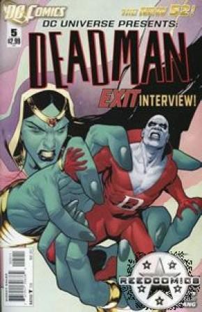 DC Universe Presents (2011) #5