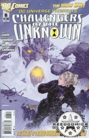DC Universe Presents (2011) #6