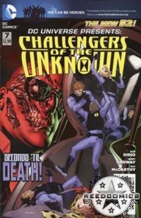 DC Universe Presents (2011) #7