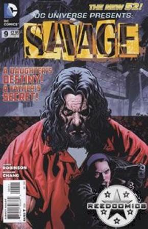 DC Universe Presents (2011) #9