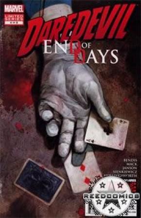 Daredevil End of Days #4