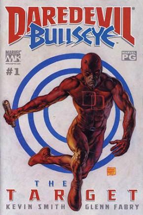 Daredevil The Target #1