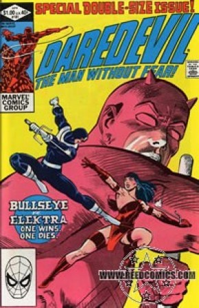 Daredevil Volume 1 #181