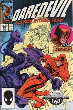 Daredevil Volume 1 #248