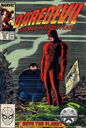 Daredevil Volume 1 #251 VF/NM (9.0)