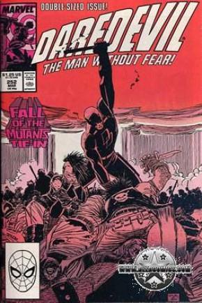 Daredevil Volume 1 #252