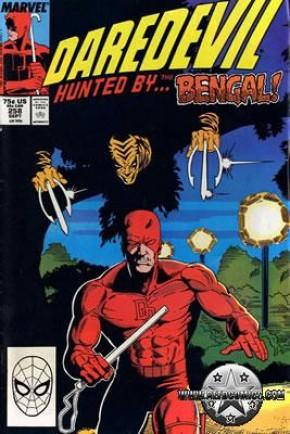 Daredevil Volume 1 #258 VF+ (8.5)