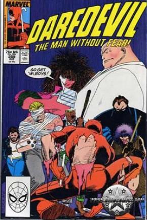 Daredevil Volume 1 #259