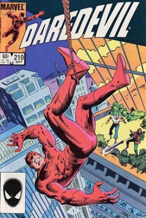 Daredevil Volume 1 #210