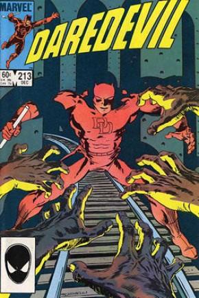 Daredevil Volume 1 #213