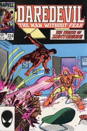 Daredevil Volume 1 #224