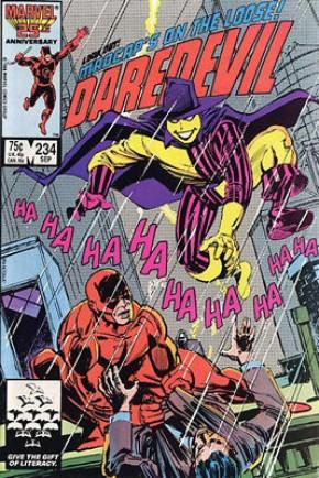 Daredevil Volume 1 #234