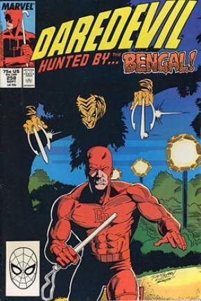 Daredevil Volume 1 #258