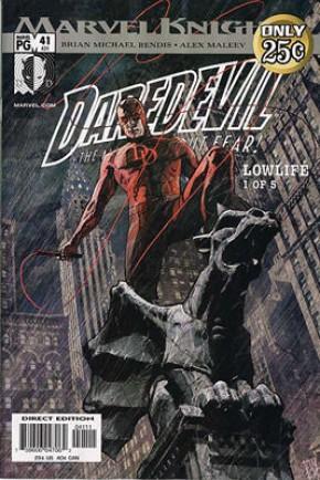 Daredevil Volume 2 #41