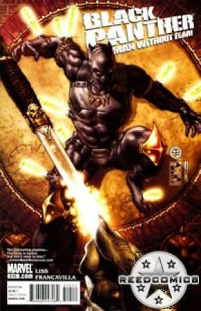 Black Panther The Man Without Fear #515