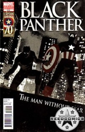 Black Panther The Man Without Fear #516 (1:15 Incentive)