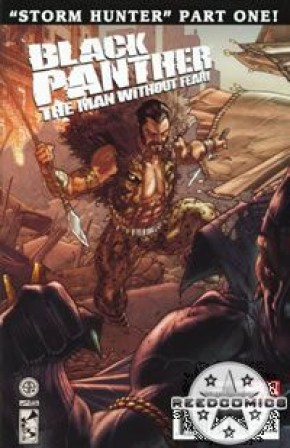 Black Panther The Man Without Fear #519