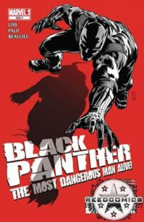 Black Panther The Most Dangerous Man Alive #523.1