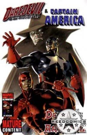 Daredevil and Captain America Dead on Arrival