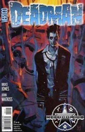 Deadman #2 (New Series)