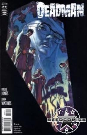 Deadman #3 (New Series)