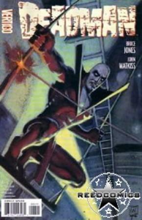 Deadman #4 (New Series)