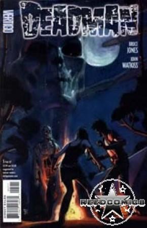 Deadman #5 (New Series)