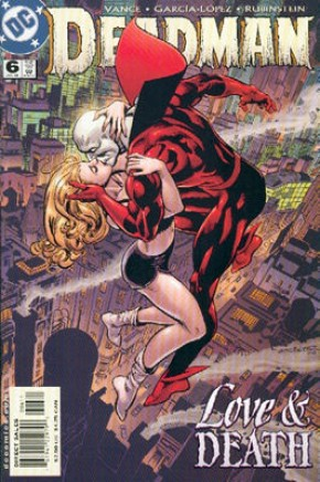 Deadman #6 (Old Series)
