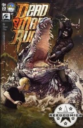 Dead Mans Run #2 (Cover B)