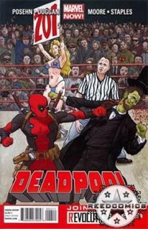 Deadpool Volume 4 #4