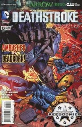 Deathstroke Volume 2 #13