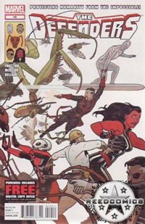 Defenders (2011) #10