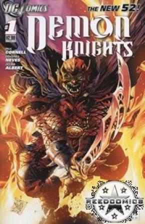 Demon Knights #1 (1st Print)