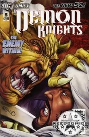 Demon Knights #5