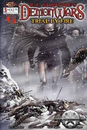 Demon Wars Volume 1 #3