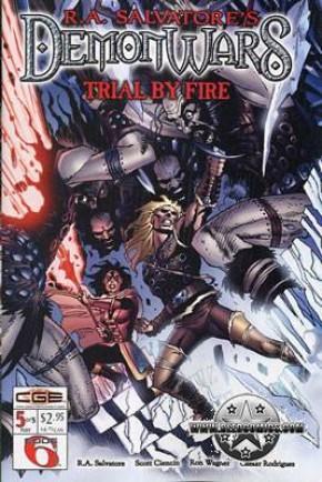 Demon Wars Volume 1 #5