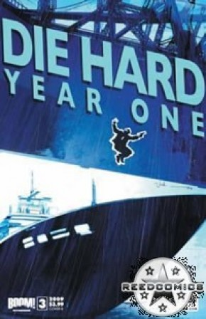 Die Hard Year One #3 (Cover B)