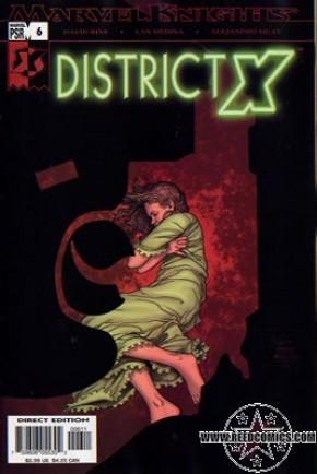 Bishop District X #6