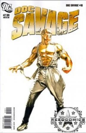 Doc Savage #10