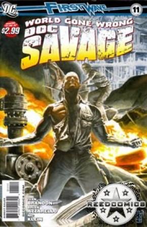 Doc Savage #11