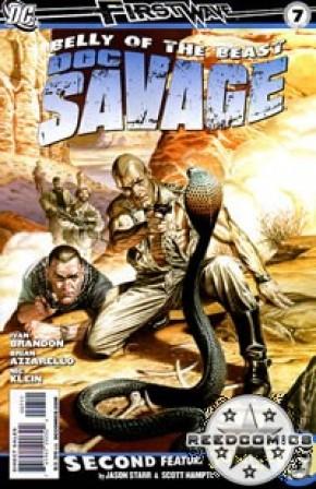 Doc Savage #7