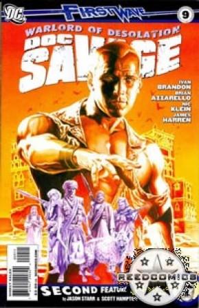 Doc Savage #9