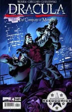 Dracula The Company of Monsters #4