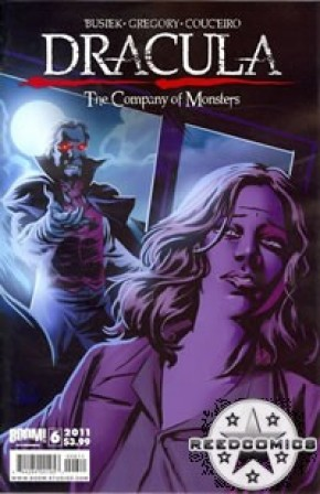 Dracula The Company of Monsters #6