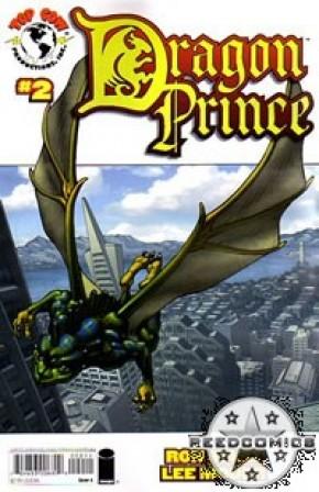 Dragon Prince #2 (Cover A)