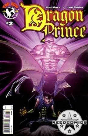 Dragon Prince #2 (Cover B)