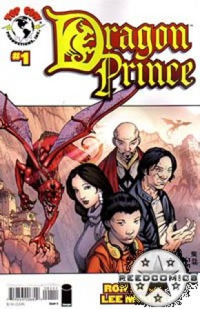 Dragon Prince #1 (Cover A)